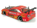 FTX Banzai 1/10th Scale 4WD RTR Brushed Electric Street Drift Ca