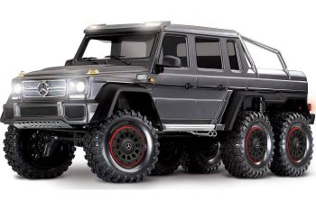Traxxas TRX-6 Mercedes-Benz AMG Body 6X6 Electric RC Trail Truck