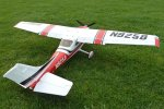 FMS Cessna 182 MK II RTF, Electric RC Aircraft - with 2.4ghz Rad