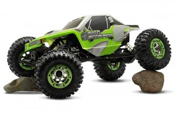 AX10 Scorpion 1/10 Scale Electric Ready To Crawl - Rock Crawler