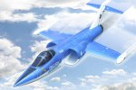 FMS F104 Starfighter 70mm Ducted Fan, Electric RC Jet - Foam