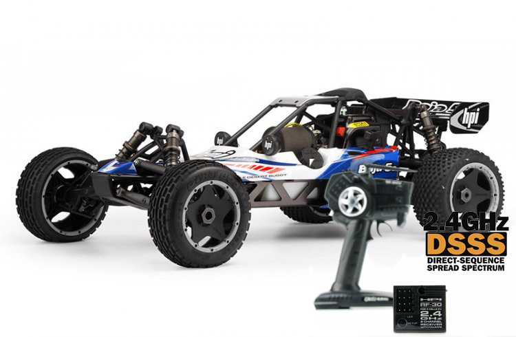 HPI Baja 5B V2 - 2.4GHz - 1/5 Scale RC Cars/Buggy RTR