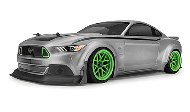 HPI Racing 2015 Ford Mustang RTR Spec 5 RS4 Sport 3