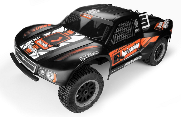 1:5 SCALE PETROL 2WD SHORT-COURSE TRUCK - HPI RACING
