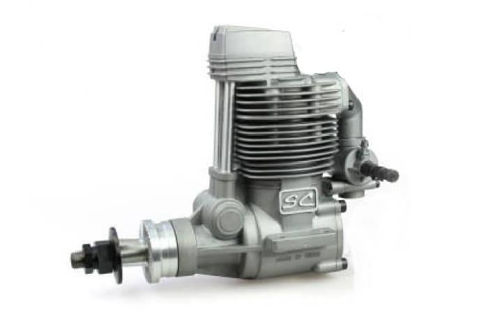 SC180FS AERO RC RINGED 4 STROKE ENGINE (MKII)
