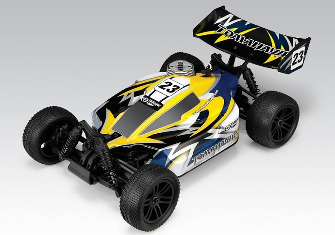 TOMAHAWK BX 1/10 Buggy 2.4Ghz RTR - Thunder Tiger