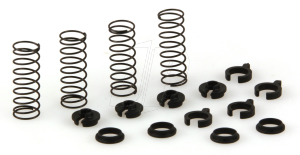 HLNA0014 SHOCK SPRING AND CUP SET (4)(ANIMUS)