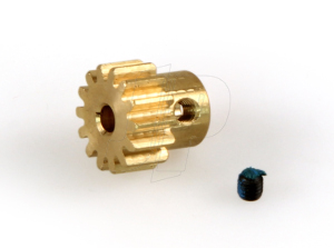 HLNA0062 PINION GEAR 14T 32P BRASS