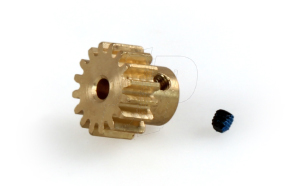 HLNA0064 PINION GEAR 16T 32P BRASS