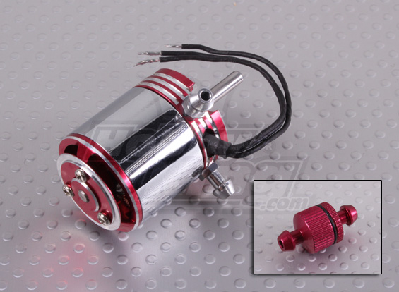 ADS300 Water-cooled Brushless Outrunner 3000kv 300w Motor