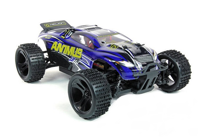 1/18 ANIMUS 18TR, 1/18 ELECTRIC RC TRUGGY - RTR