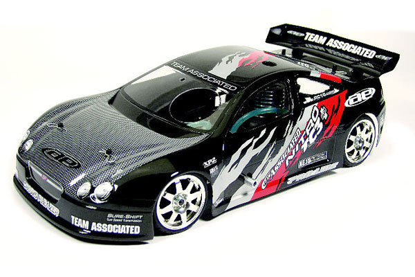 Nitro TC3 RTR - 1/10 Scale - Radio Controlled (RC) Touring Car