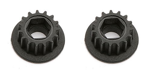 ASSOCIATED RC18B2/T2/SC18 SPUR GEAR PULLEY