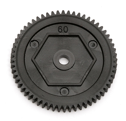 ASSOCIATED RC18B2/T2/SC18 SPUR GEAR (60T)