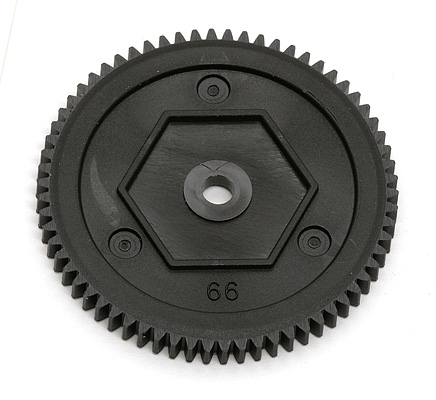 ASSOCIATED RC18B2/T2/SC18 SPUR GEAR (66T)