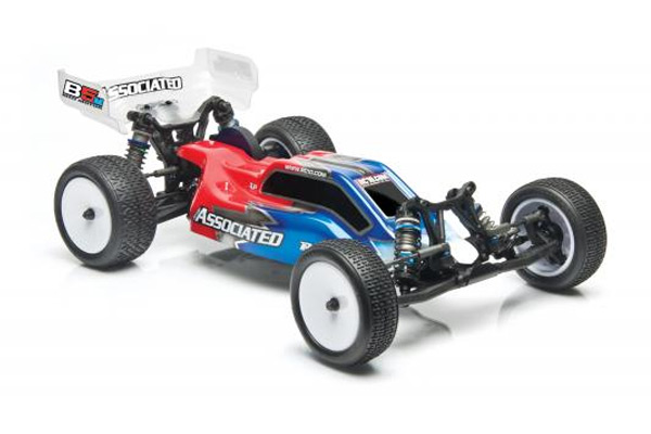 Team Associated RC10B5M Team Kit 1/10 2WD Electric Mid-Motor Off