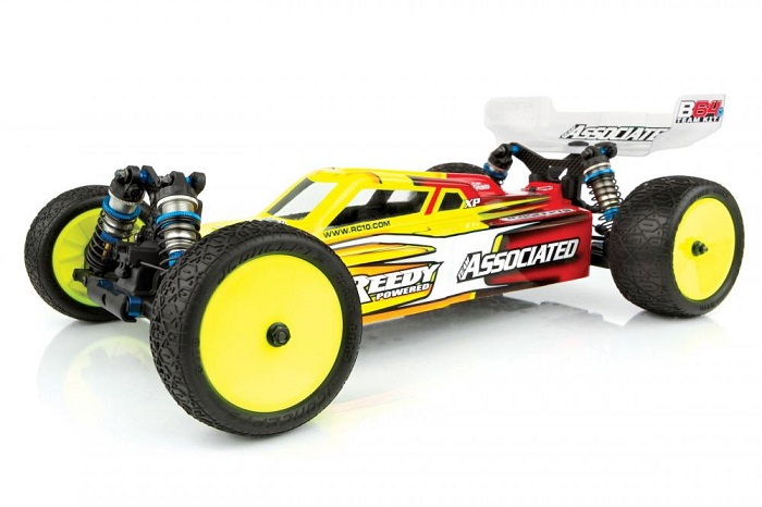TEAM ASSOCIATED B64D TEAM KIT 4WD OFF-ROAD BUGGY