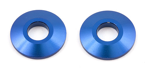 FACTORY BLUE ALUMINIUM WHEEL SPACER
