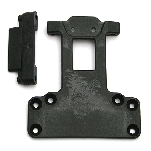 ASSOCIATED SC10/B4.1 ARM MOUNT/CHASSIS PLATE