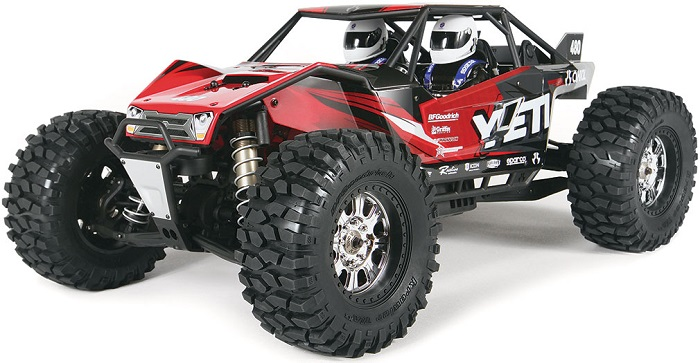 Axial Yeti XL Monster Buggy 1/8 4WD RTR