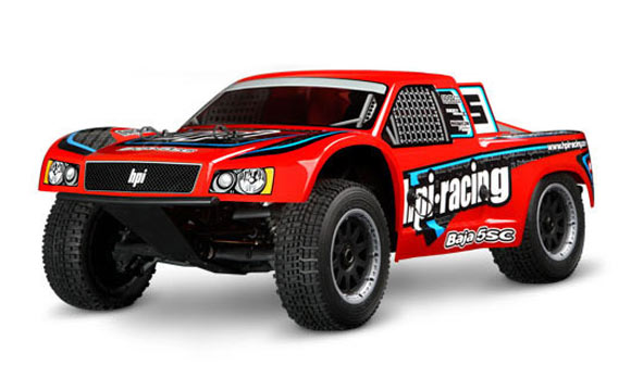 Hpi Racing : Baja 5SC RTR - 1/5 Scale