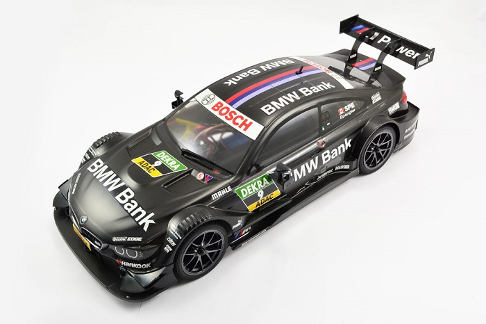 M40S BMW M4 DTM 1/10 RTR RC CAR BRUSHED