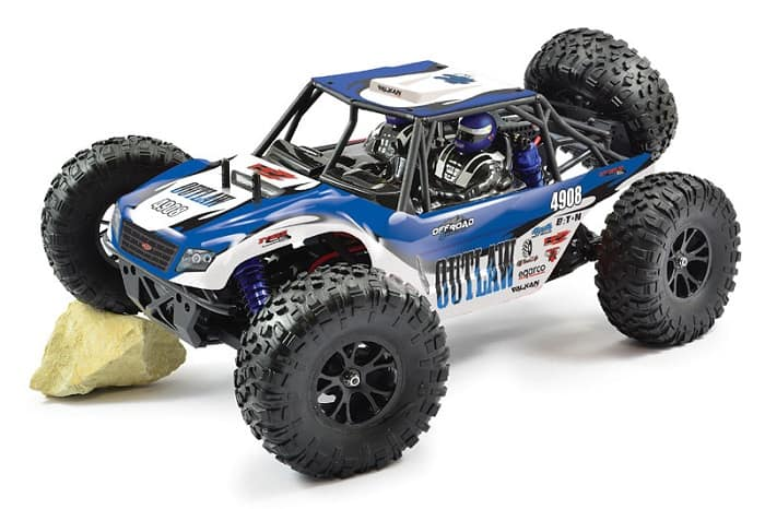 FTX OUTLAW 1/10 BRUSHLESS 4WD RC BUGGY RTR
