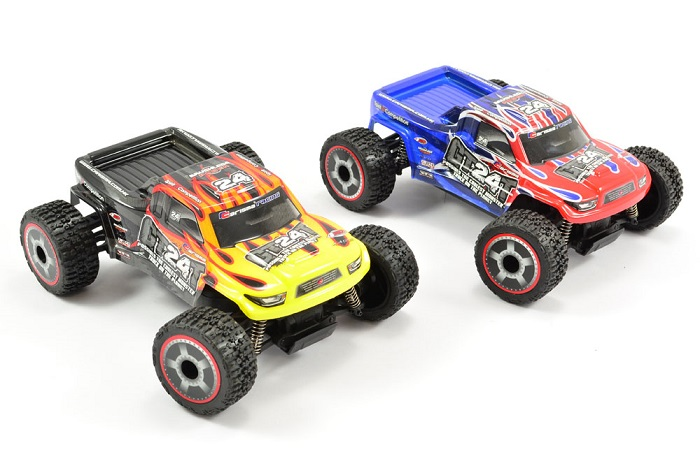 CARISMA GT24T 1/24TH 4WD MICRO RC TRUCK