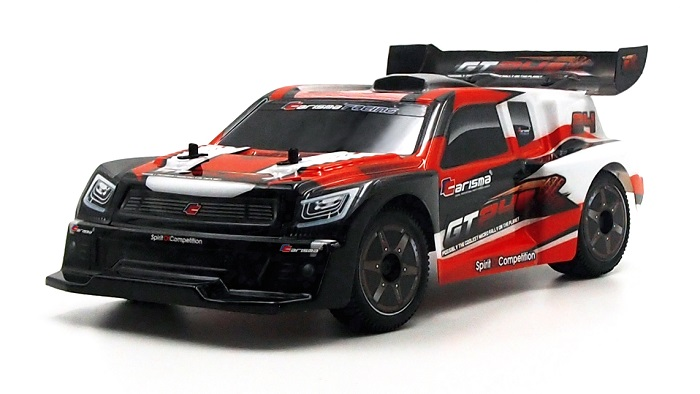CARISMA GT24R 1/24TH 4WD MICRO RALLY RTR