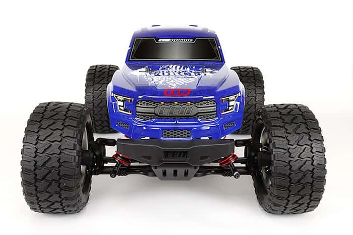 CEN RACING REEPER AMERICAN FORCE 1/7 RTR RC MONSTER TRUCK