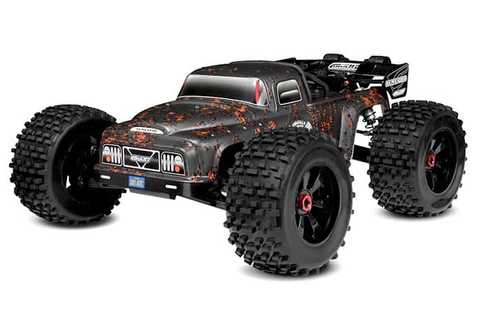 CORALLY DEMENTOR XP 6S RC MONSTER TRUCK 1/8 SWB BRUSHLESS RTR