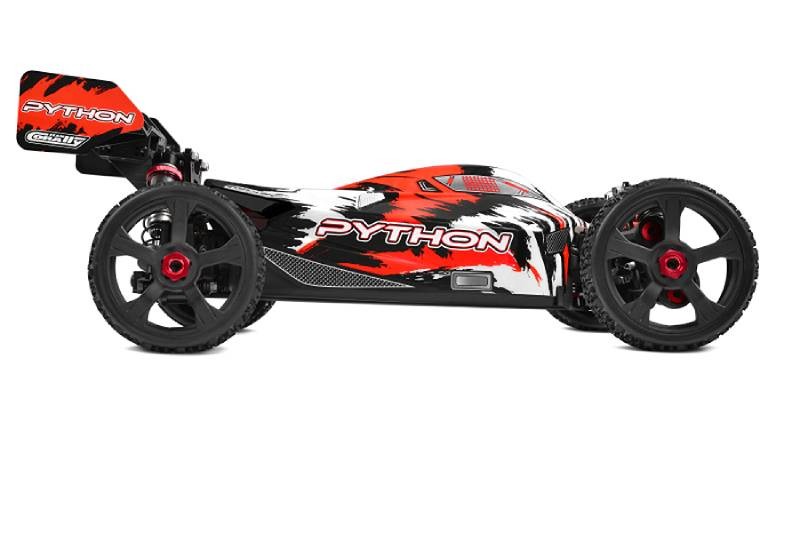 TEAM CORALLY PYTHON XP 6S RC BUGGY 1/8 SWB BRUSHLESS RTR