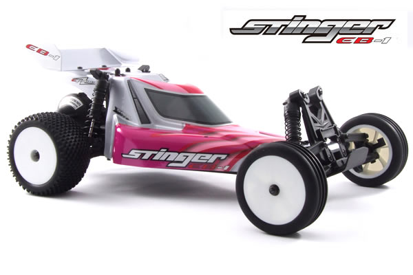 Step Up Stinger EB-1 1/10 Scale 2WD Electric RTR RC Buggy