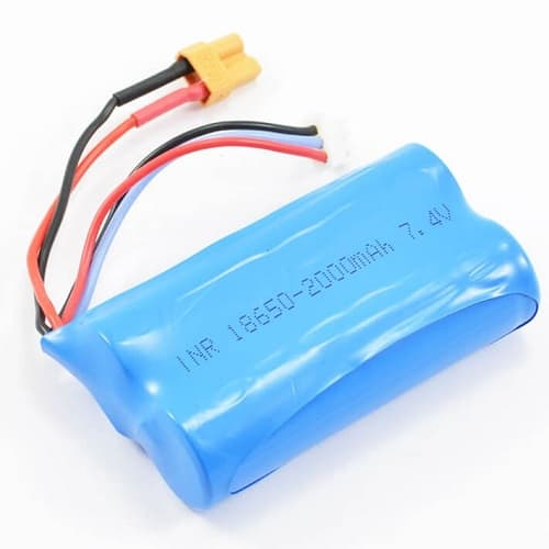 HUINA 1580/1583 7.4V 2000MAH BATTERY