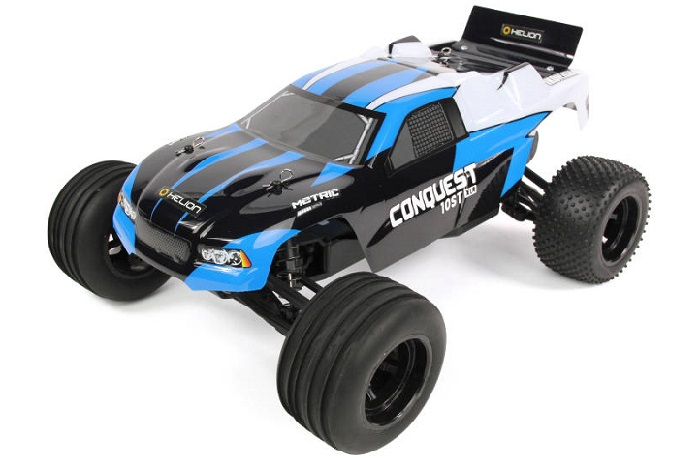 Conquest 10ST XLR RTR Electric RC Truck Brushless
