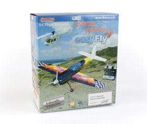 EASYFLY 4 SE WITH GAME COMMANDER