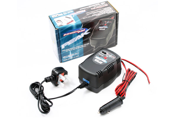 Etronix Powerpal Peak Charger (EU Plug)