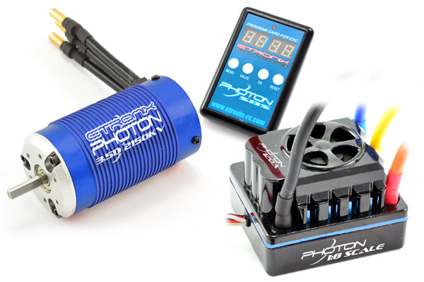 Etronix Photon 1/8 Brushless System