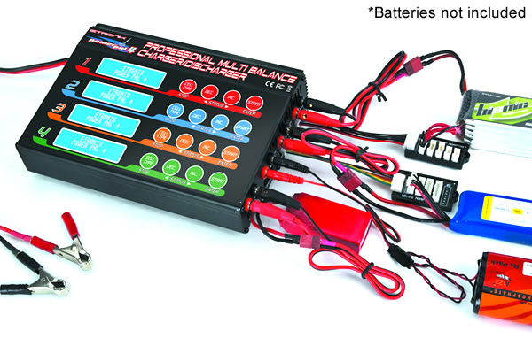 Etronix Powerpal 4 Multi Balance Charger-Discharger