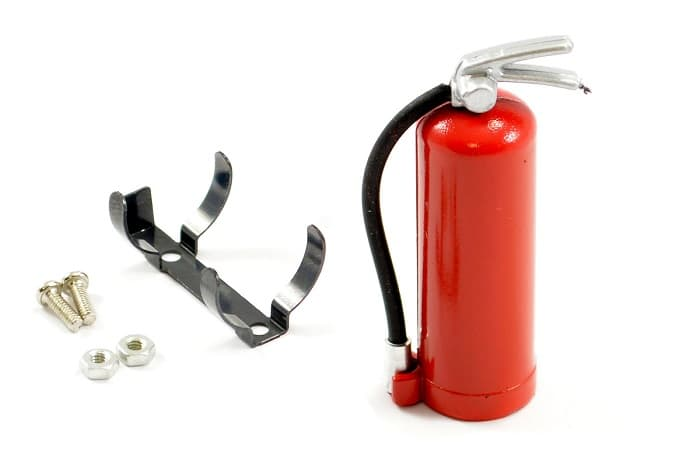 FASTRAX FIRE EXTINGUISHER - ALLOY MOUNT