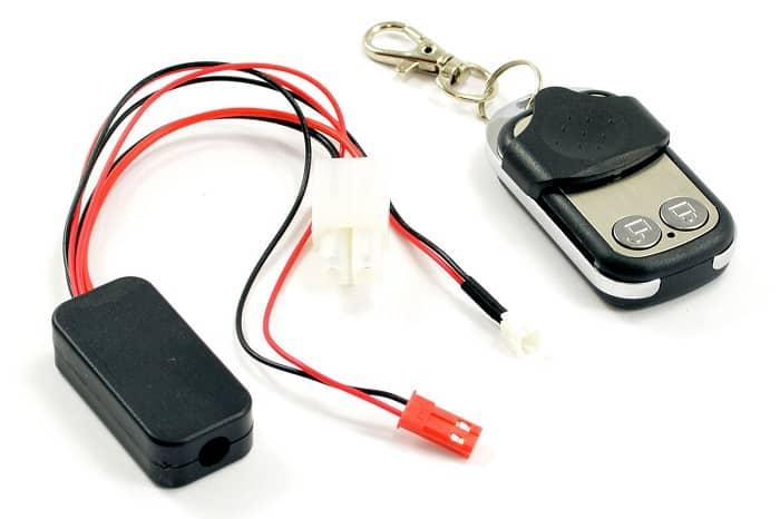 FASTRAX ELECTRONIC CONTROL UNIT FOR FAST2329/2330 WINCH