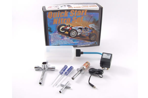 Quick Start Nitro Set for RC Models