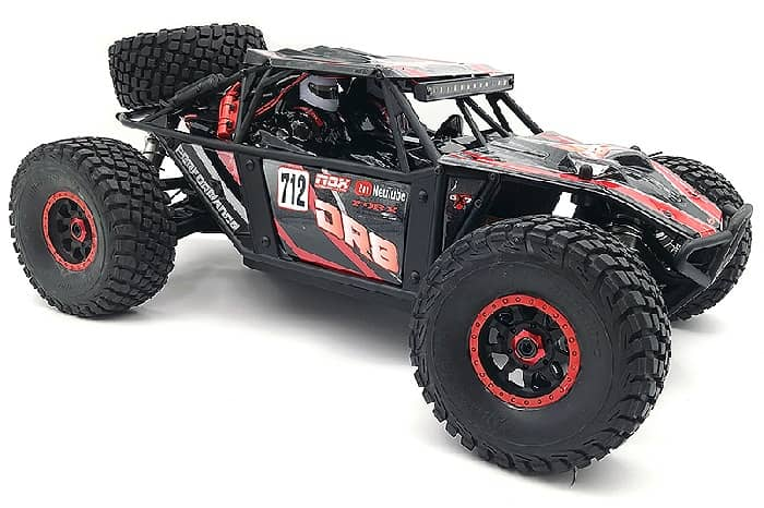 FTX DR8 1/8 DESERT RACER 6S READY-TO-RUN - RED