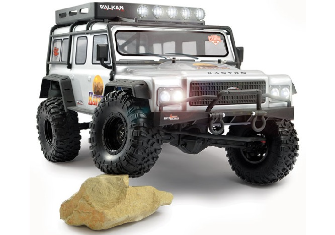 FTX KANYON 4X4 RTR 1/10 XL TRAIL CRAWLER