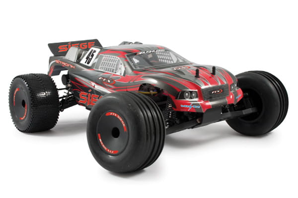 FTX Siege 1/10 Brushed RTR 2WD Electric Truggy