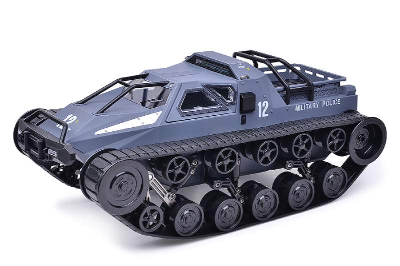 FTX BUZZSAW 1/12 ALL TERRAIN TRACKED RC VEHICLE - GREY