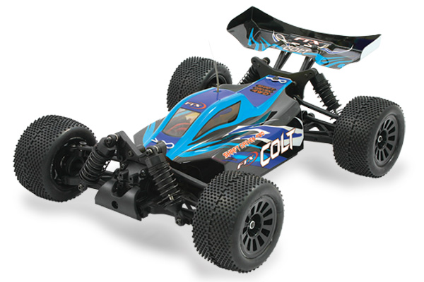 FTX Colt RTR 4wd Electric Off-Road Buggy - Blue/Black