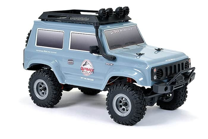 FTX OUTBACK MINI 2 PASO 1/24 READY-TO-RUN