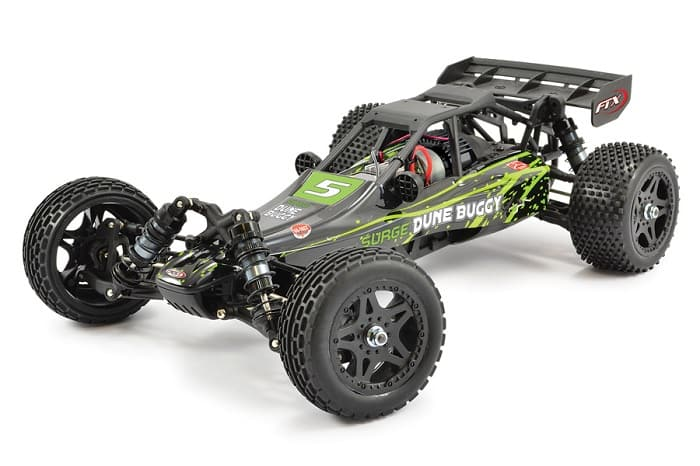 FTX Surge Electric Dune Buggy 4WD - Green