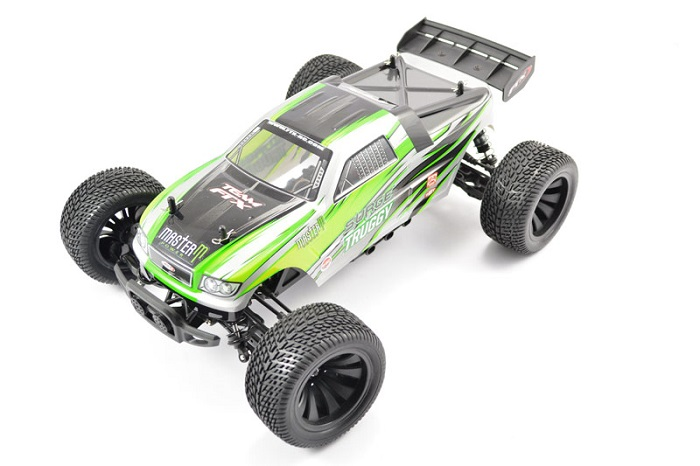FTX Surge RTR Electric Truggy 4WD - Green